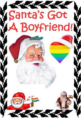 Santa's Got A Boyfriend!