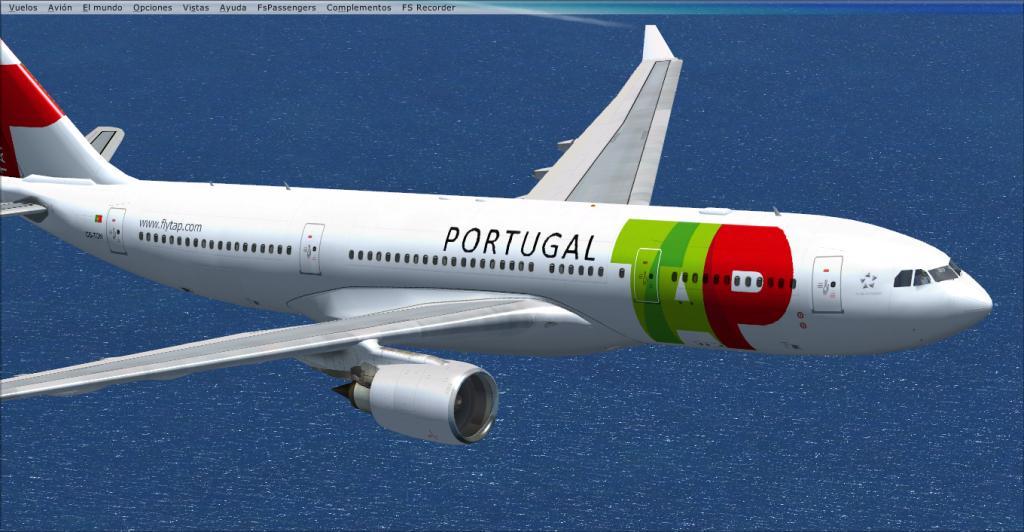 Download Project Airbus A330-200 texture | Waktu Bersimulasi