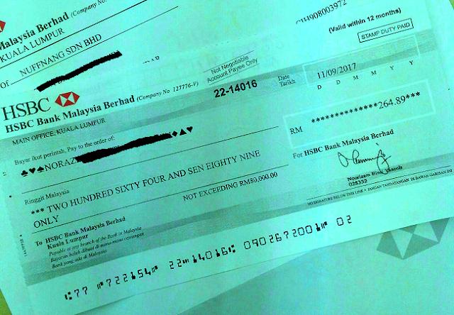 Dapat Cek Nuffnang RM264.91 Income Sepanjang Ogos 2017