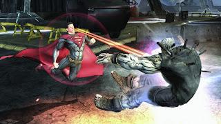 Injustice PS Vita Wallpaper