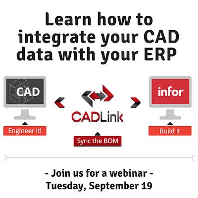 CADLink for Infor ERP - BizTech Webinar