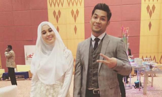 Cinta Emma Maembong, Kamal Adli Putus Di Tengah Jalan?