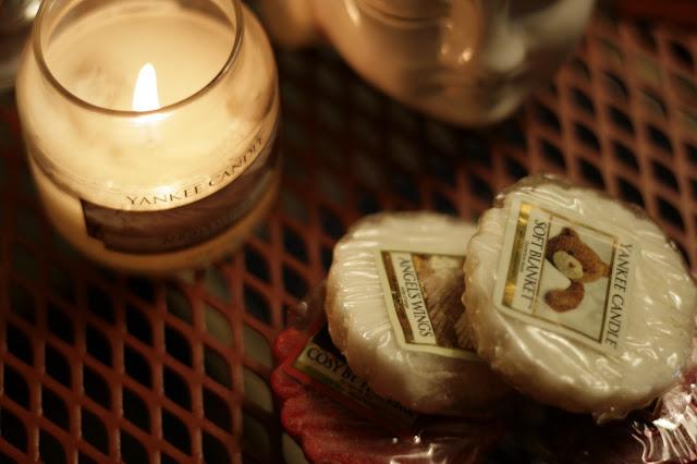 zapachy yankee candle | woski yankee candle | relaks | jesień