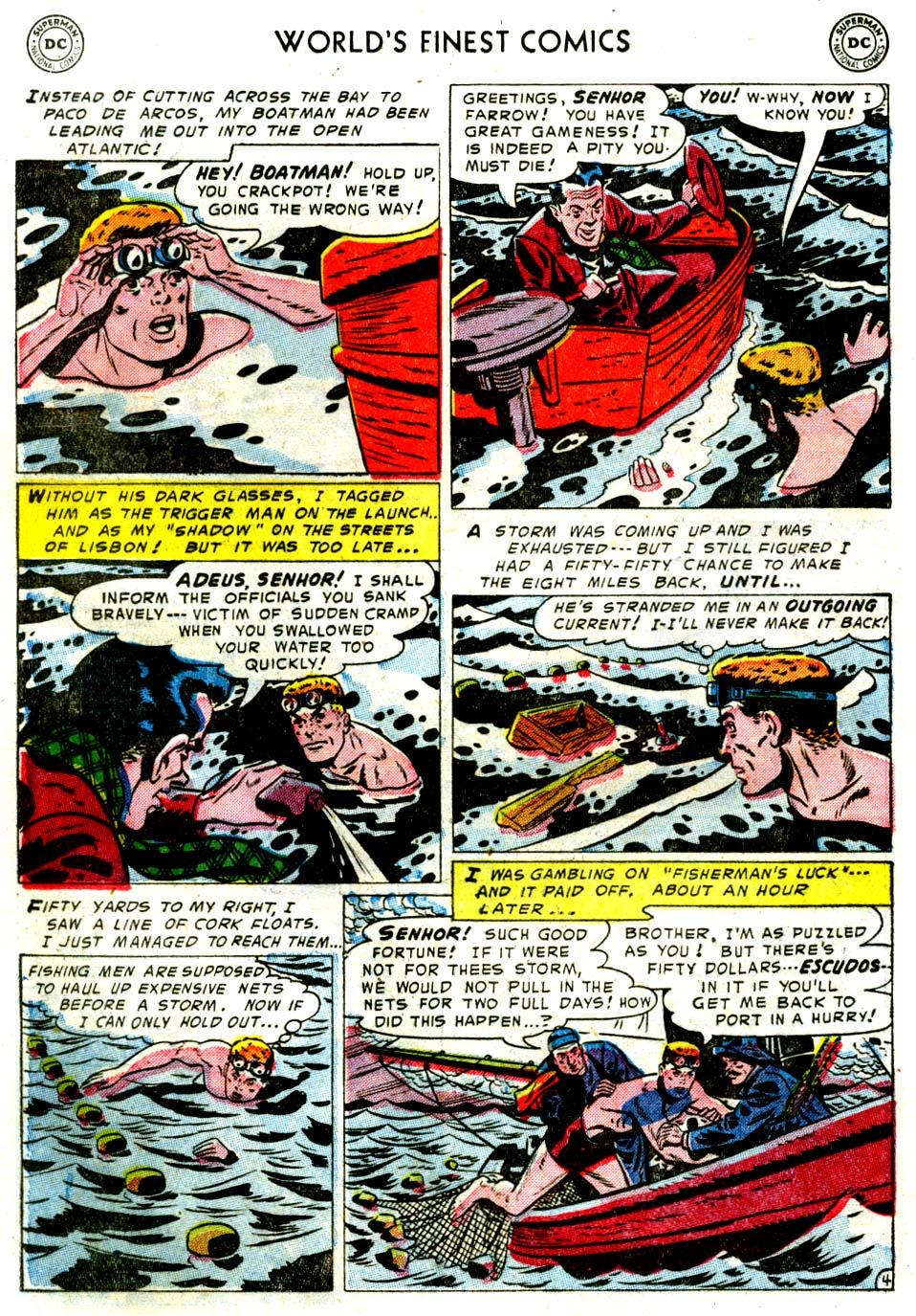 Read online World's Finest Comics comic -  Issue #68 - 46