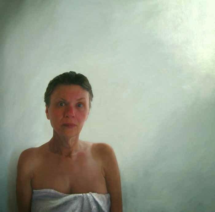 Фотореалистичные картины. Jessie Rebik