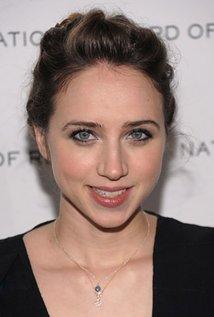 Zoe Kazan. Director of Ruby Sparks