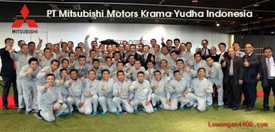 Lowongan Kerja PT Mitsubishi Motors Krama Yudha Sales Indonesia Tahun 2018