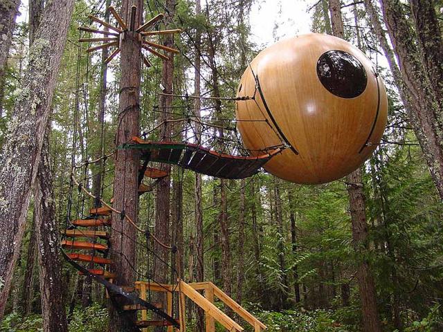 DIY%2BLuxury%2BTree%2BHouses%2B%252812%2529 10 DIY Luxury Tree Houses Interior