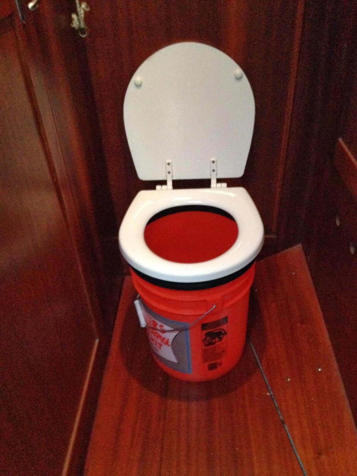 Sedna Hallberg Rassy 35 Composting Toilet Part 1 My