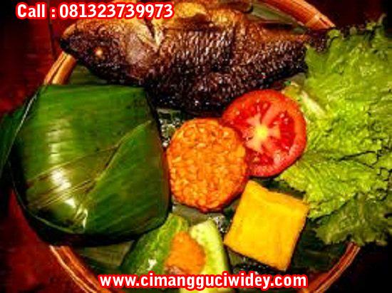 Rumah makan dekat Cimanggu Ciwidey