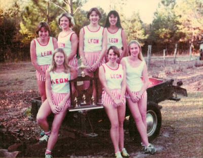 1977 FHSAA class 3A girls' state cross-country team champions
