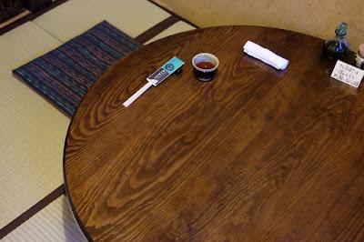 鳥取の郷土料理 たくみ割烹店 二階の個室