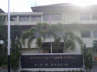 Penerimaan Pegawai Blud non Pegawai Negeri Sipil di RSUD DR H Mohamda Rabain