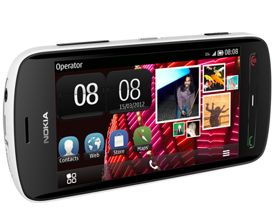 Best SmartPhones 2012: Nokia Lumia 808 Pure views