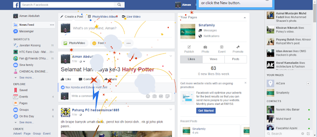 Harry potter ke-20