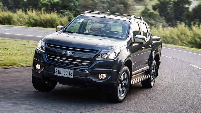 GM volta com a produção da S10 e Trailblazer em São José