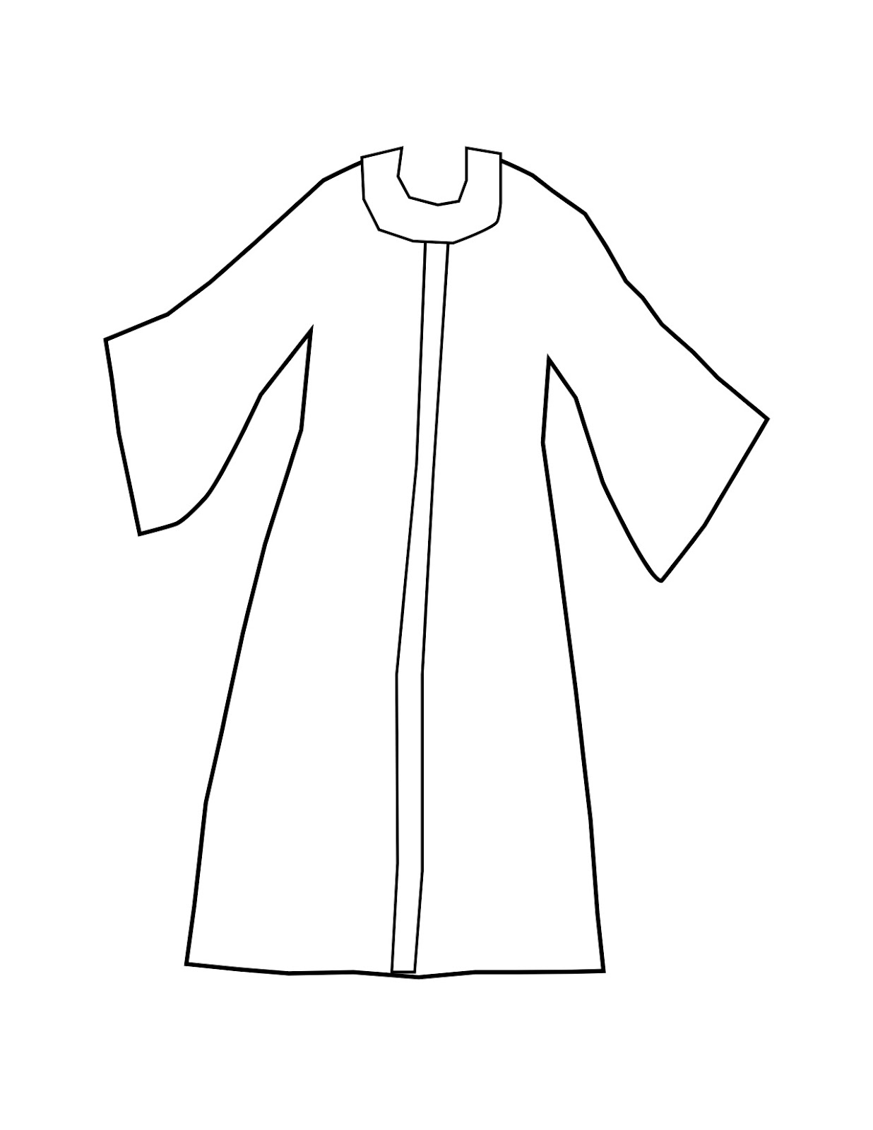 Charlotte's Clips and Kindergarten Kids: Joseph's Coat of
