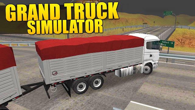 Grand Truck Simulator v1.13 APK MOD