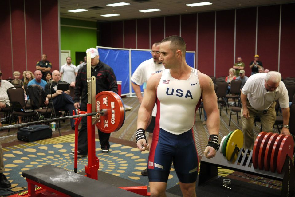 Beefymusclemuscle Com: Powerlifter Jason Manenkoff
