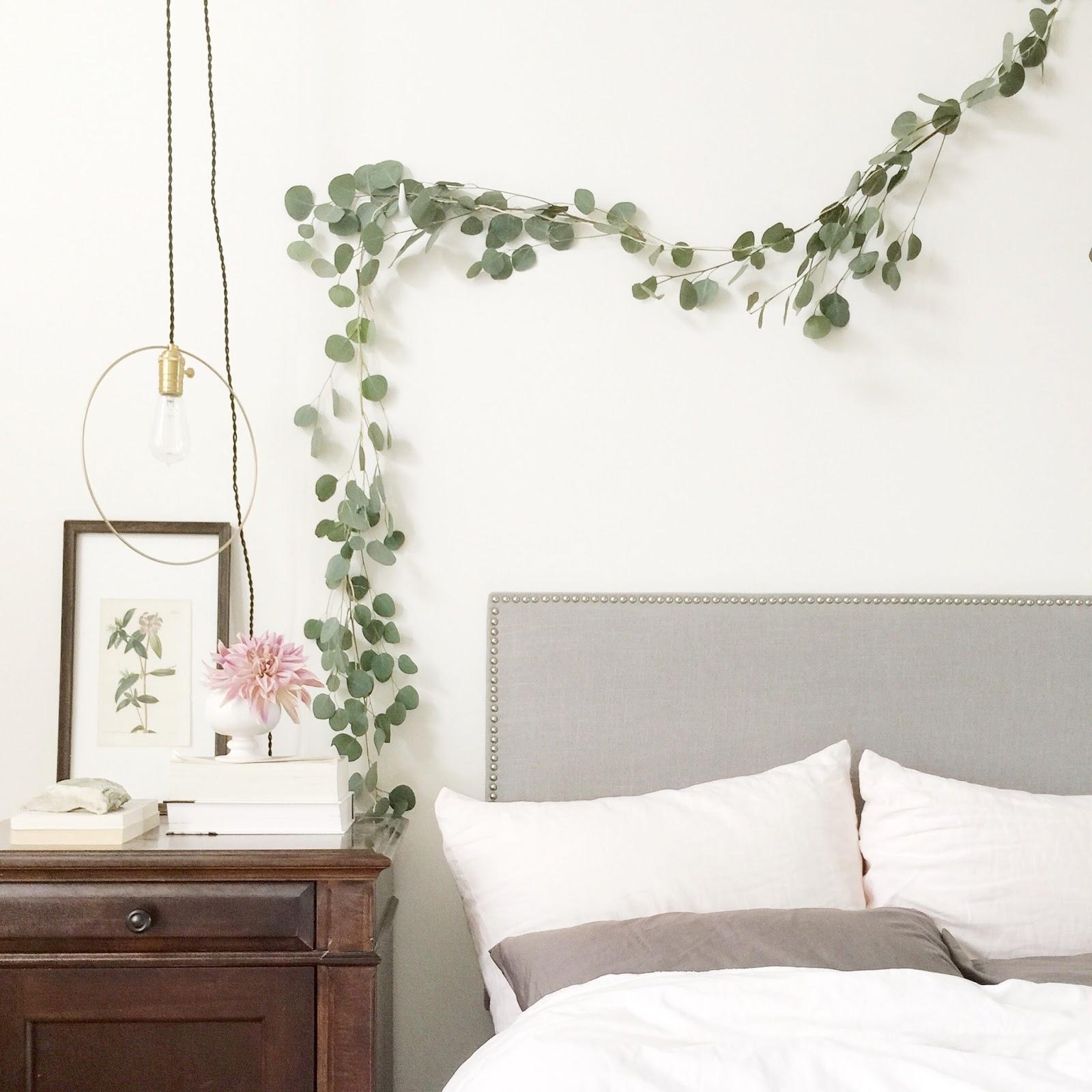 Avery Street Design Blog DIY Eucalyptus Garland