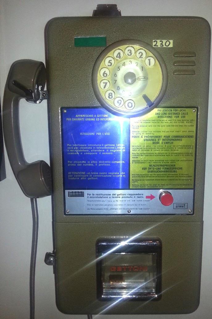 alessandro carminati: Asterisk and old Pay Phones