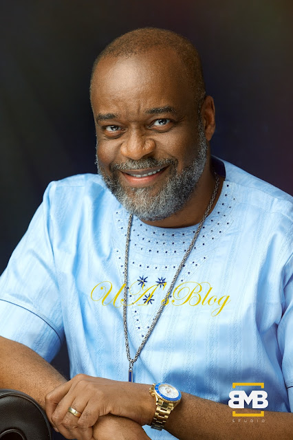 Today a king was born, and God's Ambassador - Apostle Anselm Madubuko