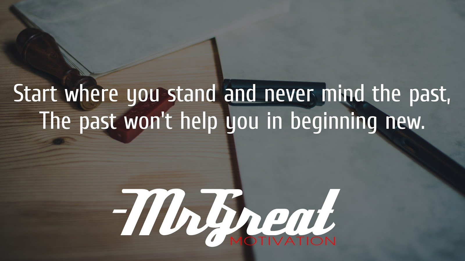 Start Where You Stand - Berton Braley
