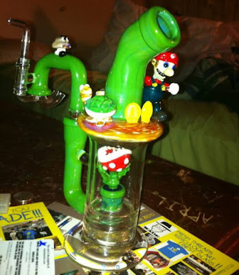The Coolest Mario Bong