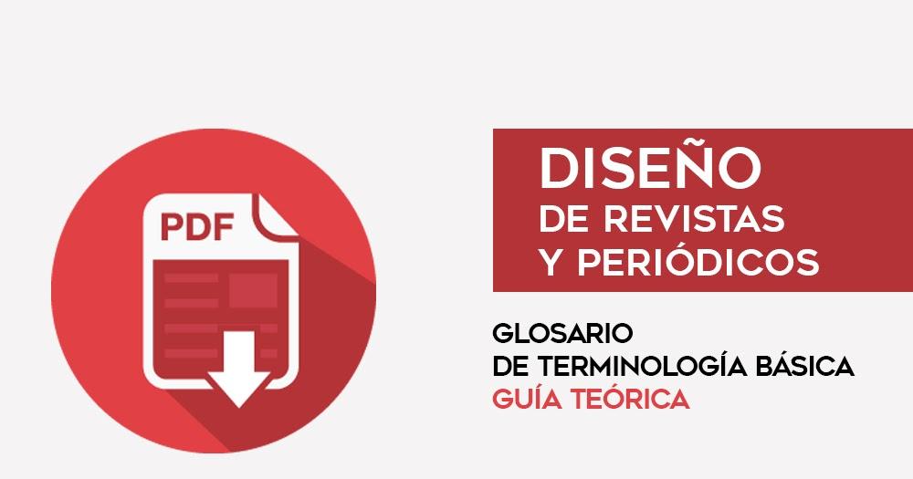 Glosario de terminolog a b sica lleven el pendrive for Diseno publicitario pdf