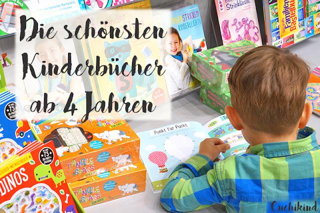 Die schönsten Kinderbücher ab 4 Jahren