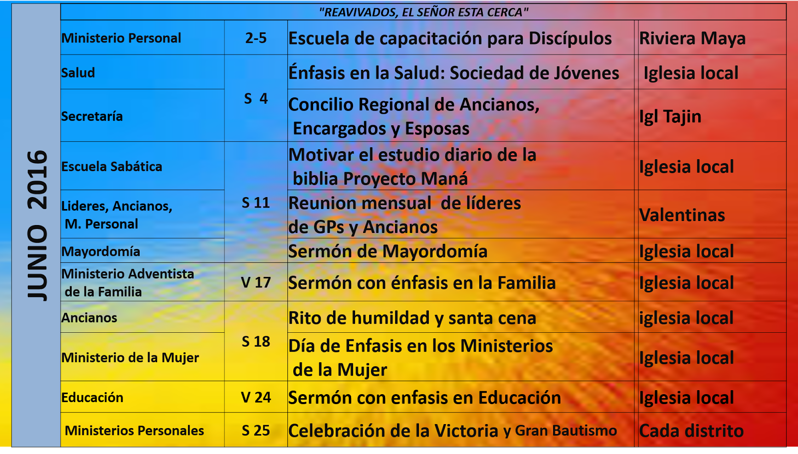 Calendario madres de monserrat 2013 - 5 3
