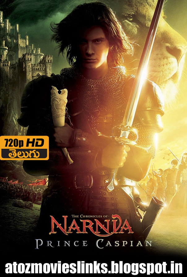 The Chronicles Of Narnia Prince Caspian 2008 720p Telugu Dubbed