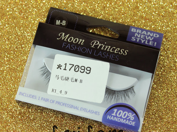 Moon Princess M-B Fashion False Eyelashes Review