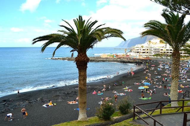 puerto santiago Tenerife