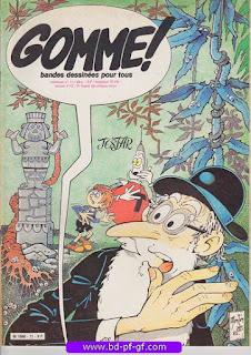 Gomme!, numéro 11, 1982, Monzon