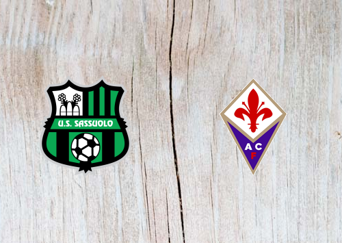 Sassuolo vs Fiorentina - Highlights 09 December 2018