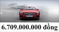 Giá xe Mercedes SL 400