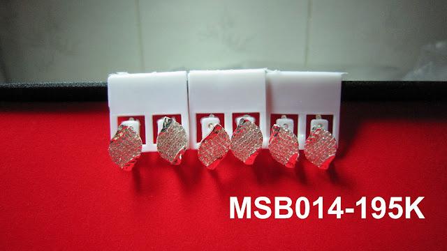 trangsuc.top - Bông tai kiểu phối đá trắng cao cấp MSB014 - Giá: 195,000 VNĐ - Liên hệ mua hàng: 0906   846366(Mr.Giang)