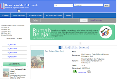 BSE Kemdikbud download ebook gratis