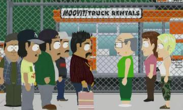 South Park Episodio 11x06 ¡Les-bos!