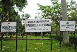 Alamat Sekolah SD MI di Kabupaten Bandung