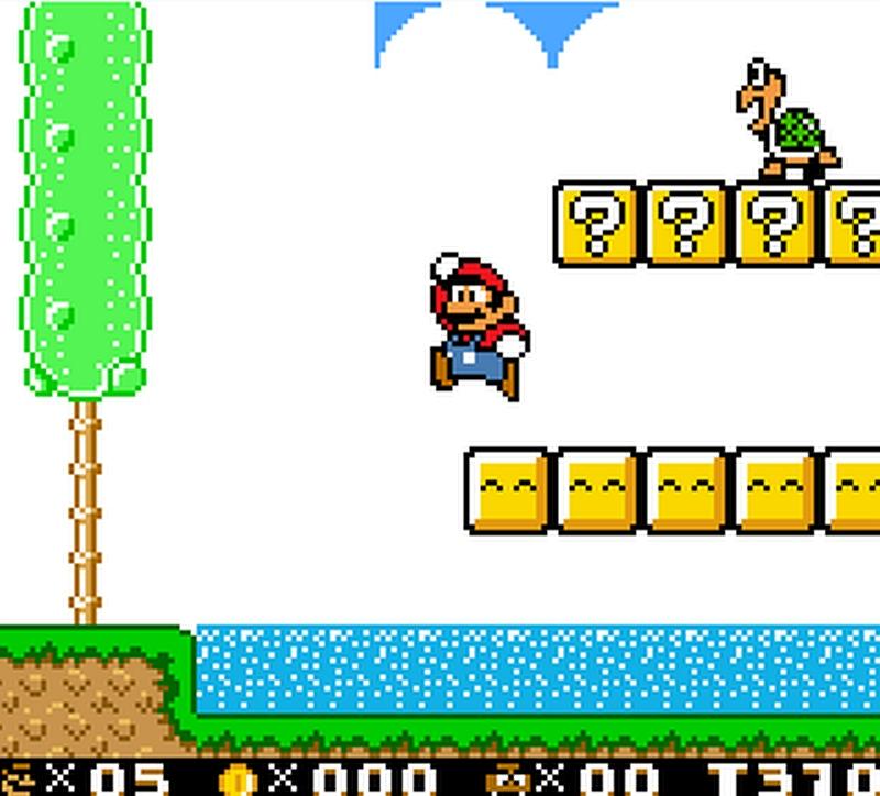 Indie Retro News Super Mario Land 2 Dx A Brilliant Gameboy Platformer Enhanced For Gbc