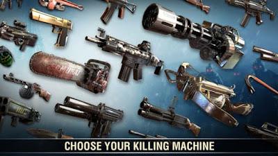 Download Dead Trigger 2 Apk Mod Unlimited (Money + Gold)