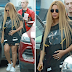 Pregnant Beyonce On A Shopping Spree In Beverly Hills