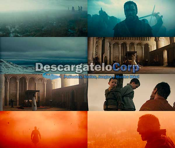Macbeth DVDRip Latino
