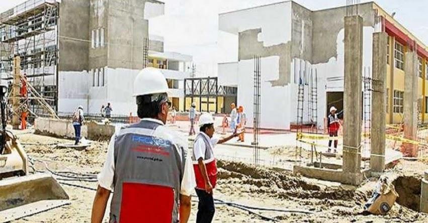 MINEDU lanza convocatoria pública para construir 15 locales educativos - www.minedu.gob.pe