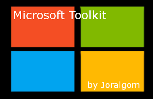 Microsoft Toolkit v2.6.3 Final - Solución Para La Activación De Office 2010- 2013 Windows 8-8.1 Y Windows 10 !!!