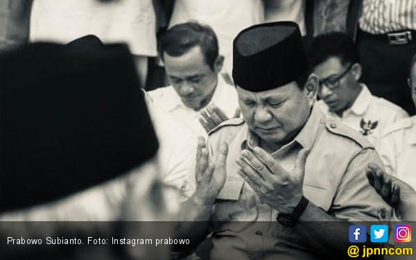 Prabowo akan Jenguk Ustaz Arifin Ilham