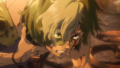Koutetsujou no Kabaneri BD Episode 1 – 4 (Vol.1) Subtitle Indonesia
