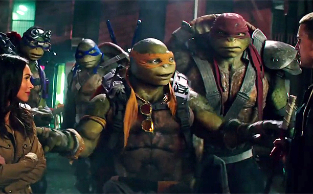 Sub Indo Teenage Mutant Ninja Turtles: Out of the Shadows (2016) Ganool